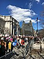 March for Our Lives 24 March 2018 in NYC, Central Park West, AMNH, The Beresford, Manhattan.jpg
