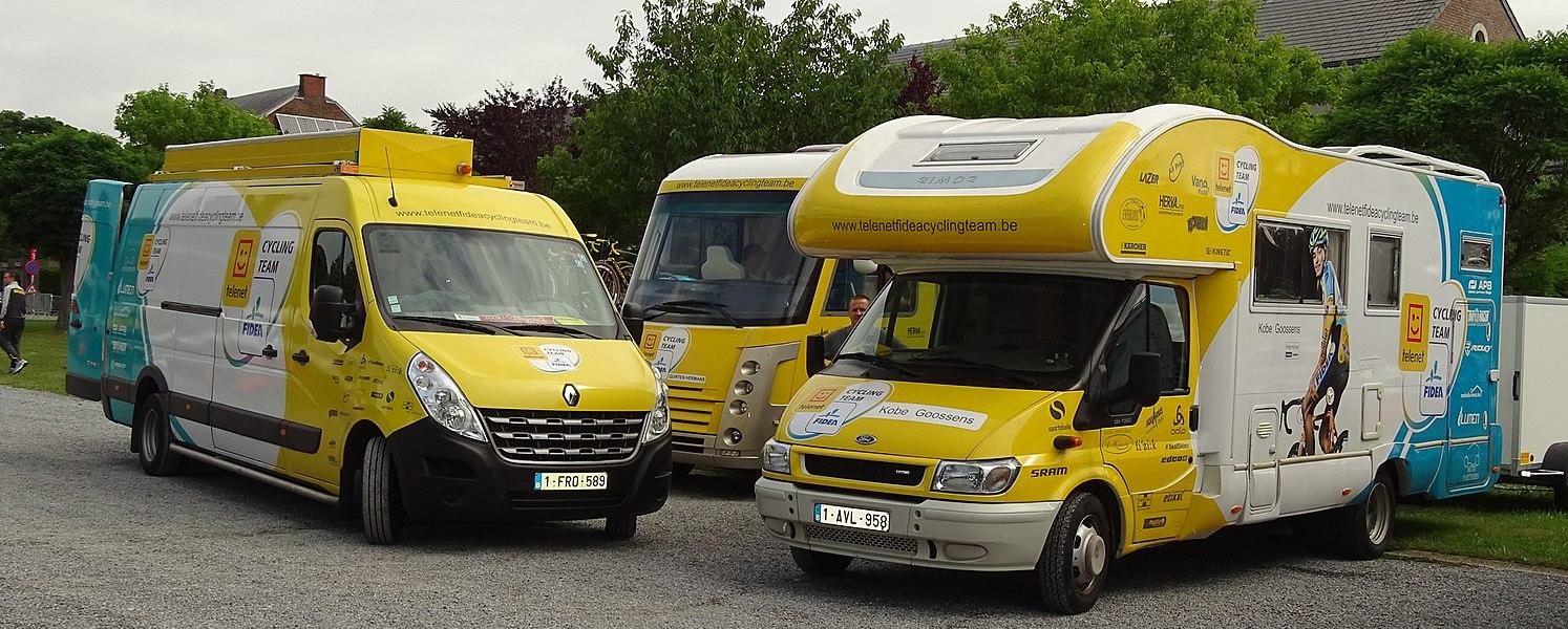 Reportage réalisé le mercredi 15 juillet à l'occasion du départ et de l'arrivée du Tour de la province de Liège 2015 à Marchin, Belgique.