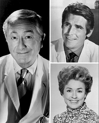 Marcus Welby, M.D. - Robert Young, James Brolin, Elena Verdugo  (1971)