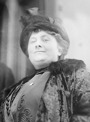 Italian educationist Maria Montessori (1870-1952)