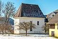 Maria Saal Töltschach Schlosskapelle NO-Ansicht 04022019 6506.jpg