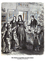 Marie Nathusius als junges Mädchen arme Kinder bescherend.png