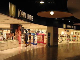 John Little (department store)