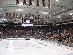 Die Mariucci Arena in Minneapolis (2005)