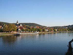 Marktheidenfeld - Marktheidenfeld river front