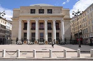 Opéra de Marseille - The Opéra de Marseille