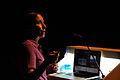 Marsha Sue Ivins - Lecture - Kolkata 2012-05-03 0059.JPG
