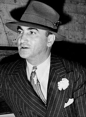 Martin Snyder - Snyder in 1938