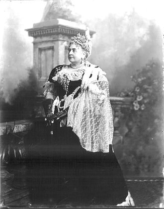 Princess Mary Adelaide of Cambridge - Mary Adelaide in 1897