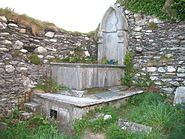 Mary O Connells Grave