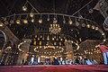 Massive chandelier - Mosque of Muhammad Ali (14772980946).jpg