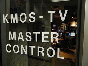 KMOS-TV - Image: Master Control KMOS TV Sedalia, Missouri