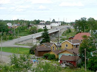 Matachewan Township in Ontario, Canada