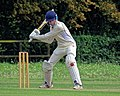 Matching Green CC v. Bishop's Stortford CC at Matching Green, Essex, England 15.jpg