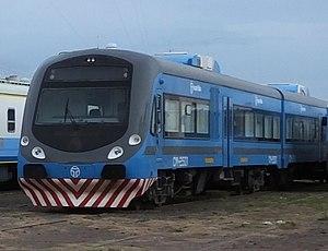 Materfer CMM 400-2 - A CMM 400-2 in Bragado