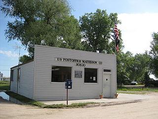 Matheson, Colorado Census Designated Place in Colorado, United States