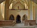 Matrei-Ganz - Nikolauskirche - 10 - Empore.jpg