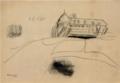 MatsumotoShunsuke Sketch Landscape 1938.png