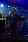 Matthew Herbert provided beat and programming for the song which he also remixed