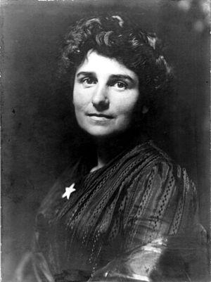 Maud Ballington Booth - Maud Ballington Booth in 1902