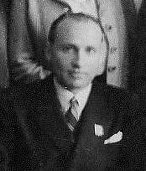 Maurice Papon - Maurice Papon in 1945.