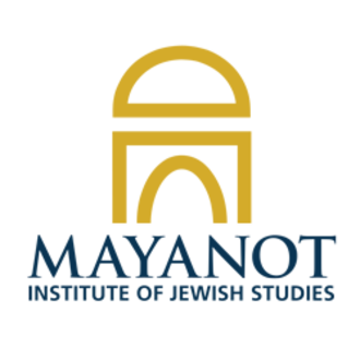 Mayanot - Official Mayanot Institute of Jewish Studies logo