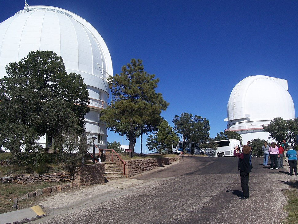 McDonald Observatory 82 %26 107-inch Telescopes