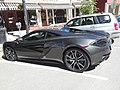 McLaren 570S Main Street downtown Montpelier VT June 2019 side.jpg