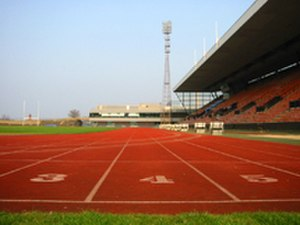 Athletics at the 1970 British Commonwealth Games - The track and the athletics main stadium