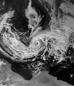 Mediterranean tropical storm 26 January 1982 1236Z.png