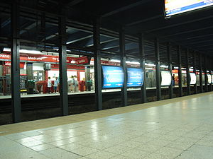 Medrano (Buenos Aires Underground) - Image: Medrano (Subte de Buenos Aires)
