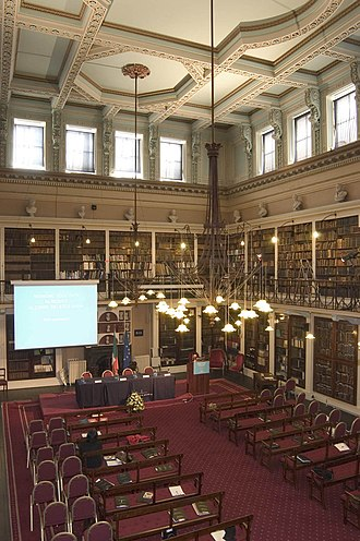 Royal Irish Academy - Meeting Room in Academy House