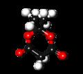 Meldrum's acid 3Dballs.png