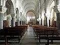 Melesse (35) Église Saint-Pierre Intérieur 02.jpg