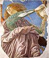 Melozzo da Forlì - Angel with Tambourine - WGA14776.jpg