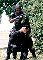 Members of the 60th Security Police Squadron's Base Swat Team.jpg