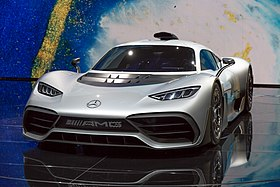 Image illustrative de l'article Mercedes-AMG Project One