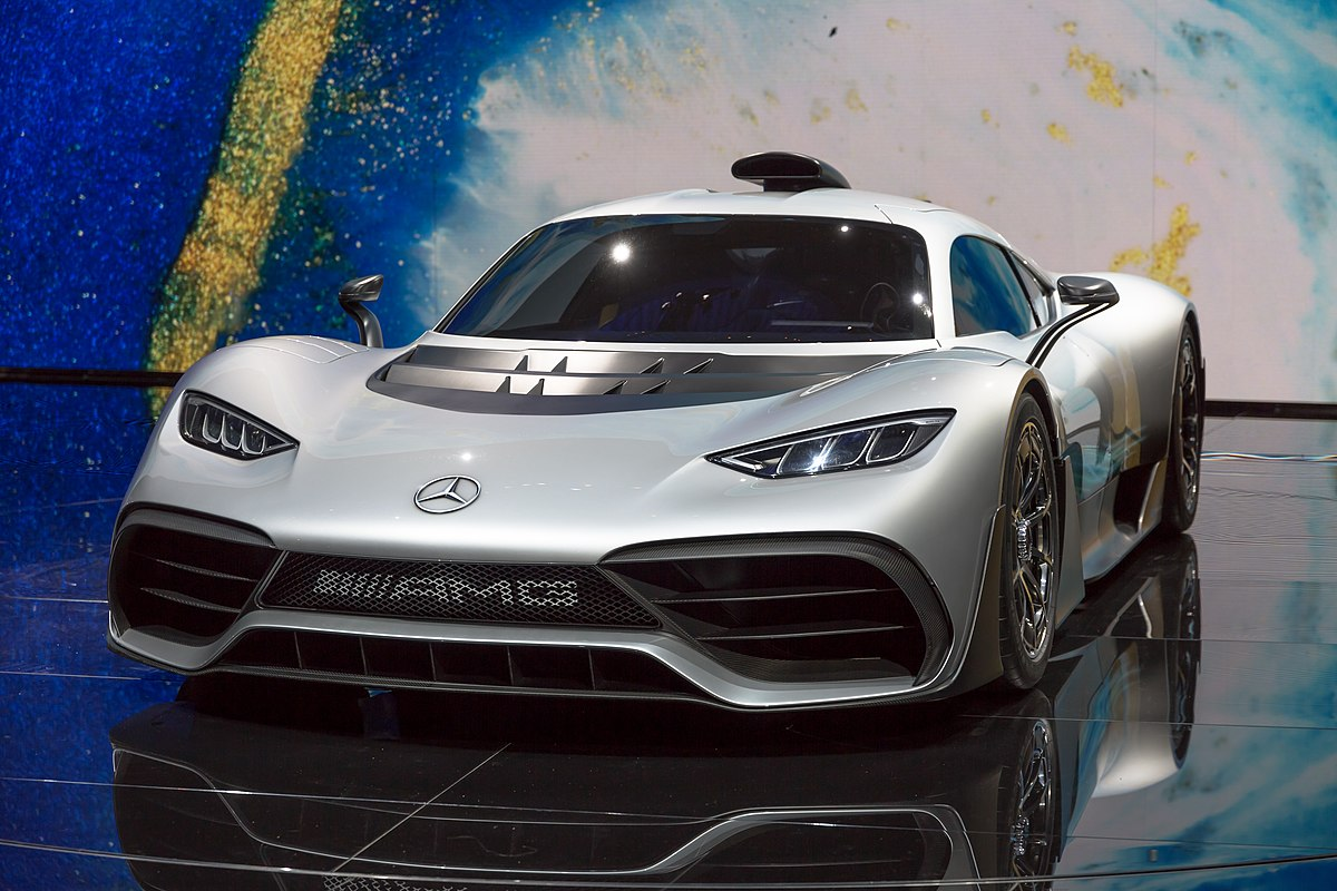 Mercedes-AMG Project One - Wikipedia