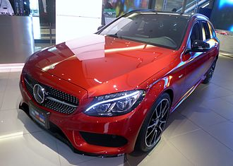 Mercedes-Benz C-Class (W205) - Mercedes-Benz C 450 AMG 4MATIC (S205)