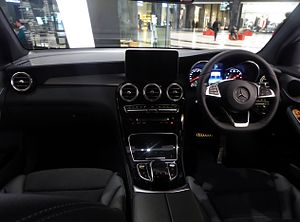 Mercedes-Benz GLC-Class - Interior