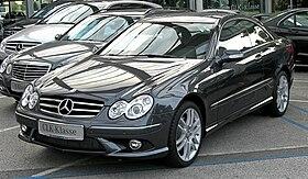Mercedes Benz Clk Class C209 Wikipedia