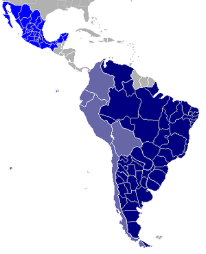 Países miembros Países asociados Países observadores