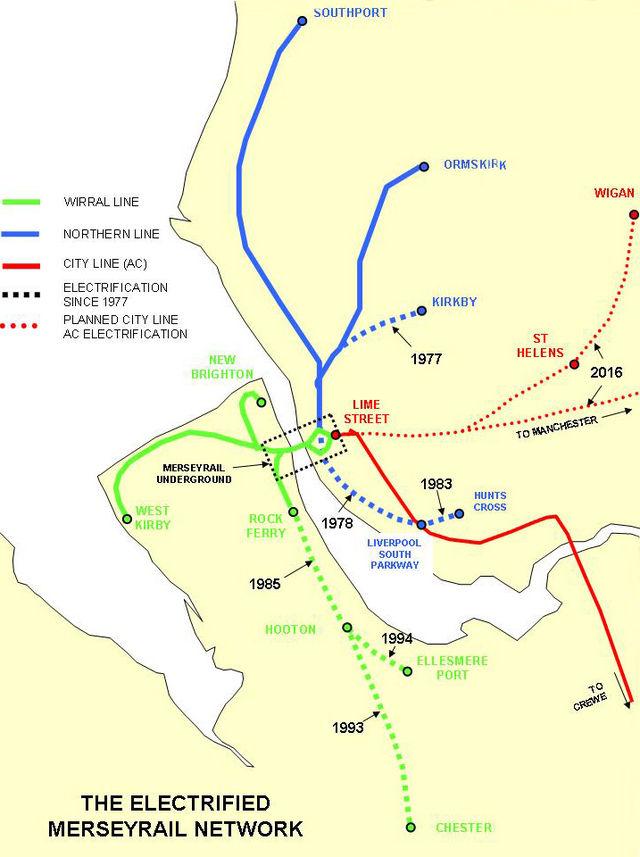 Merseyrail Wikiwand