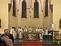 Messe zum 30. Jahrestag des Mauerfalls mit Erzbischof Koch, Erzbischof Nossol und Pfr. Msgr. Winfried Onizazuk in der St. Mauritiuskirche am 9. November 2019.jpg