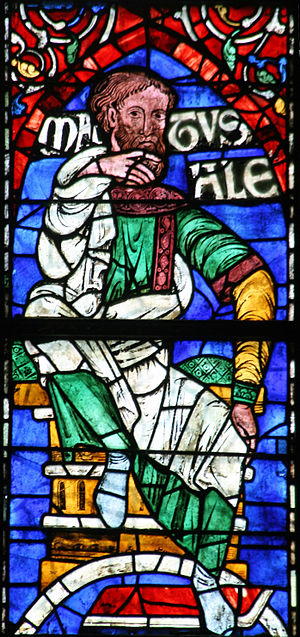 Methuselah - Image: Methuselah Stained glass