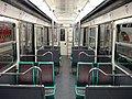 Metro de Paris - Ligne 3 bis - Interieur MF 67 - 01.jpg