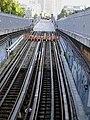 Metro de Paris - Ligne 6 - Travaux 2008 01.jpg