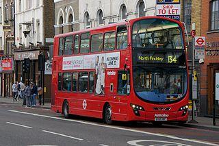 Metroline London bus operator