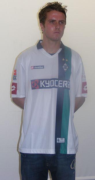 Michael Bradley (soccer) - Bradley with Borussia Mönchengladbach in 2008