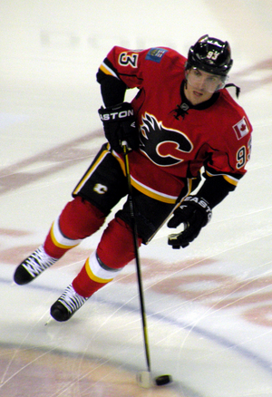 Michael Cammalleri - Cammalleri has twice been a member of the Flames.